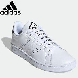 アディダス テニス シューズ アドバンテージ / ADVANTAGE 靴 メンズ 白 ホワイト WHITE Pokemonのグラフィク スリーストライプス クッショニング 通気性 adidas FW6670