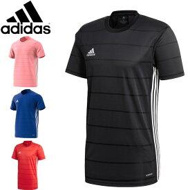 ネコポス アディダス Tシャツ メンズ CAMPEON21 ジャージー トップス ショートスリーブ ゲームシャツ アパレル adidas IXD16