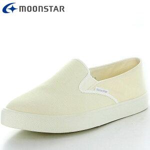 ムーンスター シューズ メンズ レディース ΣTef 101 ホワイト MOONSTAR 12331291 紐靴タイプ デイリーシューズ 軽量 防汚性 撥水性 撥油性 カジュアルシューズ