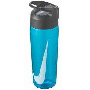 ナイキ スポーツアイテム TR ハイパーチャージ チャグ ボトル 24oz NIKE HY5003-430 ブルーフューリー/ブラック 水筒 クーラー ジャグ 709ml 耐漏性の蓋によりしっかりと密封が可能