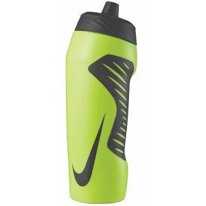 ナイキ スポーツアイテム ハイパーフューエル ウォーターボトル 24oz NIKE HY6011-389 サイバー/ブラック 水筒 素早い水分補給が可能なスクイズボトル 漏れ防止弁付き