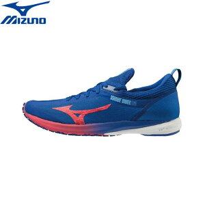 ミズノ シューズ 陸上競技 レーシング ウエーブデュエル2 メンズ 靴 フィッティング MIZUNO U1GD2060