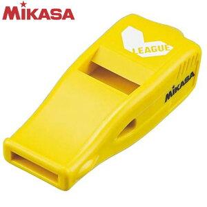 ネコポス ミカサ MIKASA バレーボール 笛 BEATV-Y ホイッスル ビートマスター Vリーグ 黄 大音量 ひも付き グッズ 用具 用品