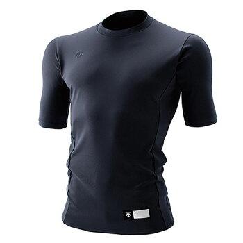 デサント野球アンダーシャツ丸首半袖リラックスFITシャツSTD700DESCENTE
