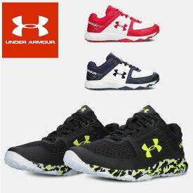 アンダーアーマー クリアランス メンズ 野球 トレーニングシューズ 靴 トレシュー UA ヤードトレーナーワイド 3022134 UNDER ARMOUR