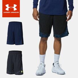 ☆ネコポス アンダーアーマー メンズ バスケットボール パンツ UA バスケットボール IS マイ ブラッド ショーツ ルーズ 速乾 ポケット ドライ トレーニング 1364722 あす楽対応可