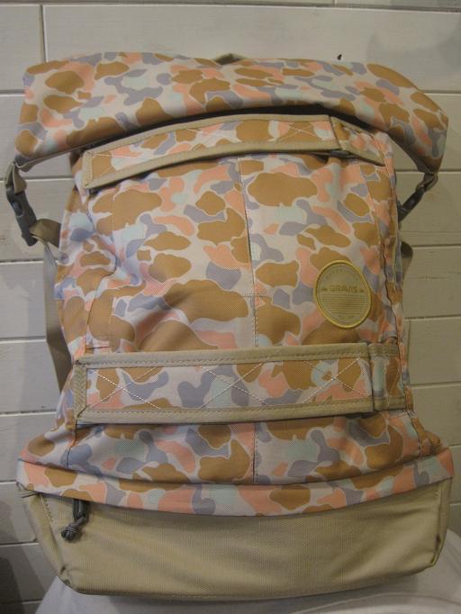 正規品。【送料無料】 GRAVIS グラビス METRO 2 XL カバン 鞄 デイバック