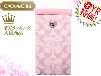 Coach COACH ★ accessories (eyeglass case) F61708 Peony signature eyeglass case outlet product discount % Women's sale-SALE store