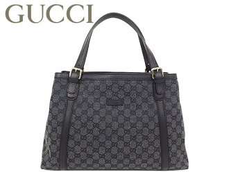 gucci bags for sale. gucci by gucci ☆ bags (tote bag) 282531 ffprg 8881 grey black gg canvas x leather tote bag outlet products cheap! ladies back sale for sale 6