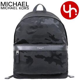 ac7962b1c618 マイケルコース MICHAEL KORS バッグ リュック 37T7LKNB2U ブラック 特別送料無料 ケント ナイロン カモフラージュ バックパック