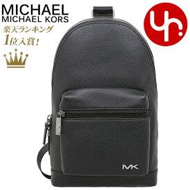マイケルコース MICHAEL KORS バッグ ショルダーバッグ 37U9LCRC8L ブラック 特別送料無料 クーパー レザー スリングパック アウトレット品メンズ レディース ブランド 通販 2020 母の日 あす楽
