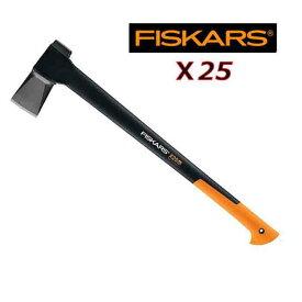 フィスカース 斧 X25 7854 FISKARS 薪割り 送料無料
