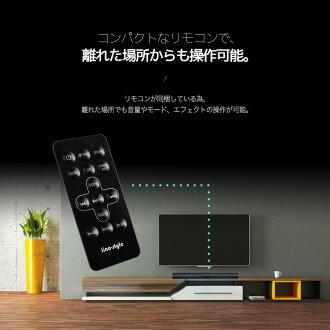 SoundBarスピーカーテレビBluetoothiPhoneスマホTV高音質重低音大音量リモコンテレビ用TV用25W+25W最大合計出力50Wiina-style