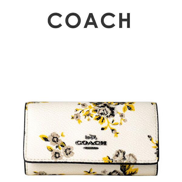 コーチ COACH レディース キーケース 59748 DKM86(チョーク)【FKS】