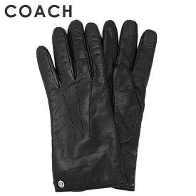 23c7e5a4618b コーチ COACH レディース 小物 手袋 レザー テック グローブ(サイズ7/サイズ7 1/