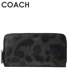 03335e43a71f コーチ COACH メンズ 財布 長財布 22826 CHR(チャコール)