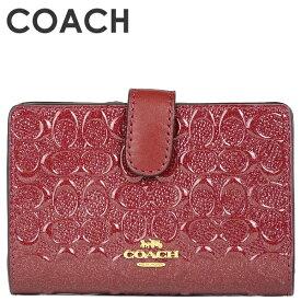 c608fb7e292d コーチ COACH レディース 財布 二つ折り財布 F25937 IMCHE(チェリー)