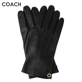 ★ コーチ COACH レディース 小物 アパレル 手袋 (サイズ7/サイズ7H) F32700 BLK(ブラック)【FKS】