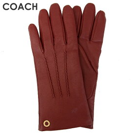 コーチ COACH レディース 小物 手袋 F32700 CHE(チェリー)【FKS】