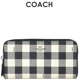 コーチ COACH レディース 財布 長財布 F39145 SVA47(ブラックマルチ)
