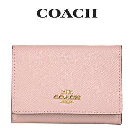 コーチ COACH レディース 財布 ミニ財布 三つ折り財布 39737 GDAOM(ゴールド×ブロッサム)