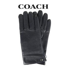 コーチ COACH レディース 小物 アパレル 手袋 (サイズ7/サイズ7H) 76014 BHP(ミッドナイトネイビー)【FKS】