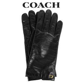 コーチ COACH レディース 小物 アパレル 手袋 (サイズ7) 76609 BLK(ブラック) ブラック