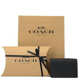 d28971379911 【紙袋・ラッピング代込み】 ギフトセット コーチ COACH メンズ 小物 シグネチャー クロス