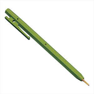 バーキンタ ボールペン エコ102[黒インク 緑 66214801][8-2553-1105] ZPN1605