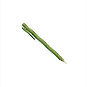バーキンタ ボールペン エコ102[赤インク 緑 66214901][8-2553-1005] ZPN1505