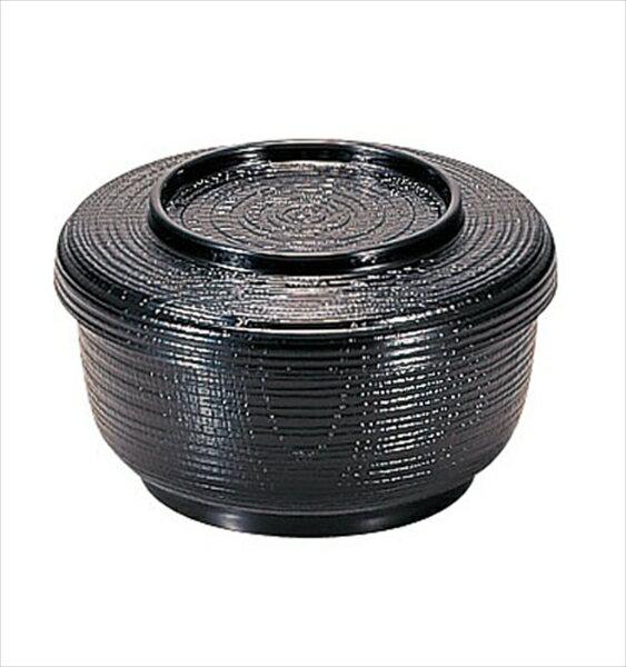 若泉漆器 割子飯器 小 黒 1−224−1 6-2204-2401 RHV39