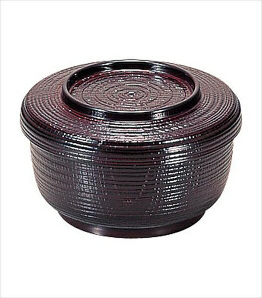若泉漆器 割子飯器 溜 1−224−8 6-2204-2301 RHV36