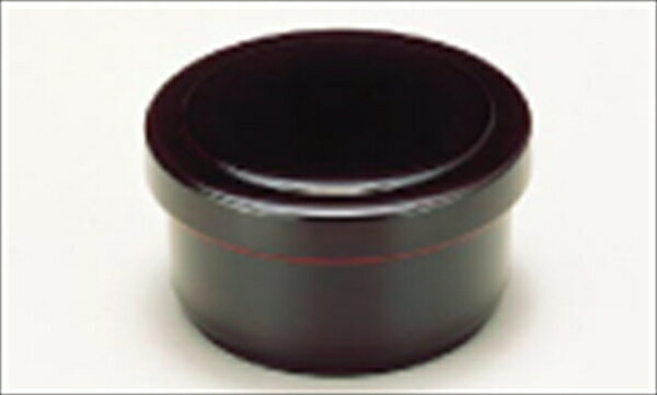 若泉漆器 保温飯器 溜 2人用 1−231−11 6-2204-0301 RHV131