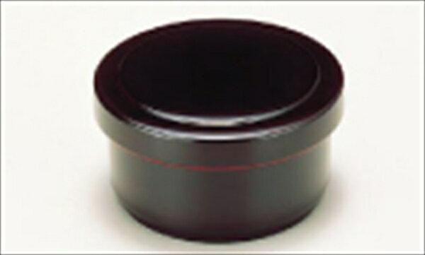 若泉漆器 保温飯器 溜 3人用 1−231−12 6-2204-0302 RHV132