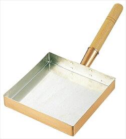 遠藤商事 SA銅 玉子焼 関東型 [15cm] [7-0514-0101] BTM01015