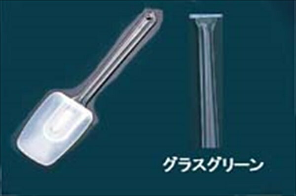 TKGコーポレーション スコップ型 カラーハンドクリーナー 大 グラスグリーン 6-0399-0604 BHV424