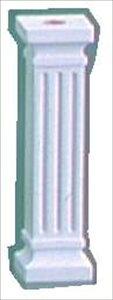 直送品■ウェディングケーキ樹脂製ピラー Bタイプ[FB911][8-1710-0101] NPL07