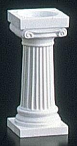 直送品■ウェディングケーキプラスチック製ピラー[FB971(4本組)][8-1710-1201] NPL17