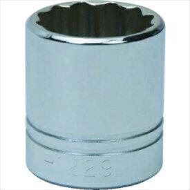 スナップオン・ツールズ(株) WILLIAMS 1/2ドライブ ソケット 12角 27mm [ JHWSTM1227 ]