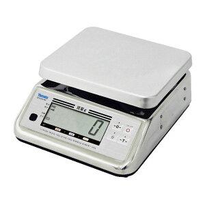 ヤマト 防水型デジタル上皿はかり[UDS−600−WPK−6][8-0572-0802] BHKD402
