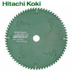 日立工機 卓上スライド丸のこ用 スーパーチップソー(グリーン2) 190mm 【0033-3296】