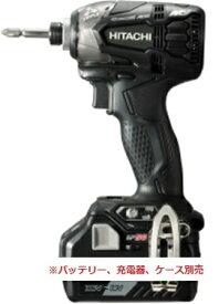 ★マルチボルト★HiKOKI[日立工機] 36VインパクトドライバWH36DA(NNB)黒【本体のみ】※バッテリ、充電器、ケースは別売です。※ビットは付属しておりません。【H03】
