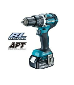 マキタ 18V(6.0Ah) 充電式ドライバドリルDF484DRGX【フルセット】 青