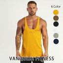ヴァンキッシュ フィットネス VANQUISH FITNESS CORE MEN'S STRINGER VEST ノースリーブ タンクトップ メンズ 筋トレ ジム ウエア スポーツウェア イギリス 正規品[衣類]
