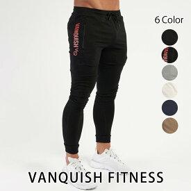 ヴァンキッシュ フィットネス VANQUISH FITNESS TRIUMPH TAPERED SWEATPANTS テーパード スウェットパンツ ジョガー パンツ メンズ 筋トレ ジム ウエア スポーツウェア イギリス 正規品[衣類]