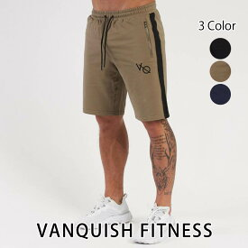 ヴァンキッシュ フィットネス VANQUISH FITNESS STRIKE SHORTS ショートパンツ ハーフパンツ ショーツ メンズ 筋トレ ジム ウエア スポーツウェア