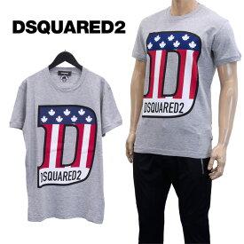 ディースクエアード DSQUARED2 Tシャツ 半袖 GD0671-S22146-875M