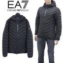 エンポリオアルマーニ EMPORIO ARMANI EA7 ブルゾン ライトダウンジャケット パッカブルジャケット 8NPB07-PNE1Z-1200【アウター】