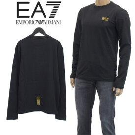 エンポリオアルマーニ EMPORIO ARMANI EA7 ロンT 長袖 Tシャツ ロゴ 8NPT55-PJM5Z-0208