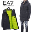 エンポリオアルマーニ EMPORIO ARMANI EA7 中綿ジャケットコート ネオンカラーライニング 6HPK02-PN9CZ-1200【アウター】